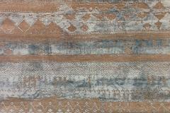 wool rug detail